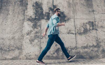 Esta es la velocidad a la que tiene que caminar para vivir más tiempo